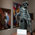 Виртуальный тур по выставке молодых художников 2012